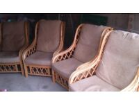 For Sale - 4 Conservatory Chairs