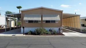 SPEND YOUR WINTER IN SUNNY YUMA AZ 2bed 2bath Manufactured