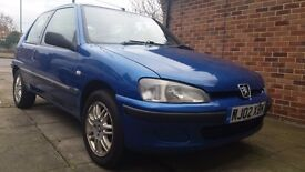 Peugeot 106 1.1 independence (60hp)