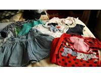 Bundle girls clothes 18-24 months Next, Gap, Junior J
