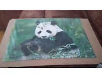 Two 500 piece jigsaw puzzles for sale.