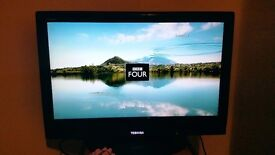 32 inch Television with built in Freeview. To be collected.