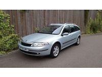 2005 Renault Laguna Estate (New Shape - Facelift) - Brakes Needs Attention - Bargain - Cheapest -