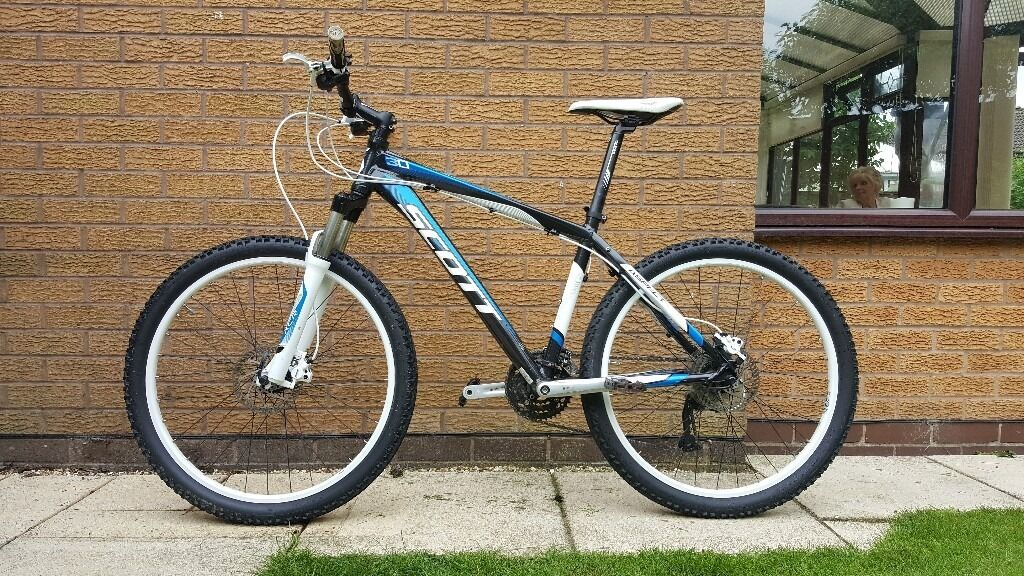 Scott Aspect 30 Mountain Bike In Lutterworth Leicestershire