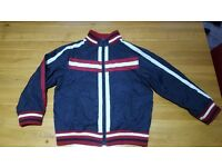 Boys Summer Light weight Jacket, Shower Proof Age 5-6