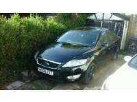 Ford Mondeo Zetec 2.0 tdci mk4 *leather, 18's, long mot*