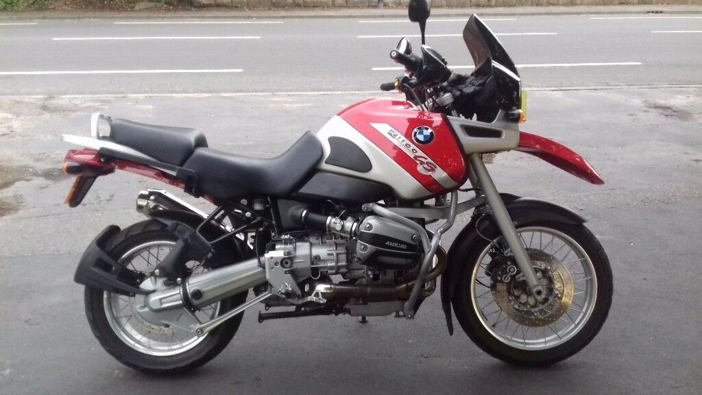 bmw r 1100 gs 75th anniversary in lymm cheshire gumtree. Black Bedroom Furniture Sets. Home Design Ideas