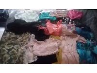 SIZE 8-10 LADIES CLOTHES