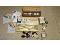 Amiga 500+ with 1mb upgrade and lots more