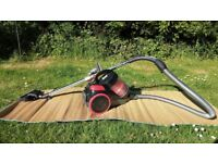 Vax Hoover - 304 - Bag-less - easy to use - priced to go to a new home