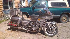 Classic Antique Goldwing