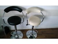 BAR STOOLS £18 for both