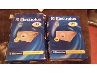 Electrolux E80 hoover dustbags