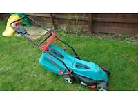 Garden electric tools