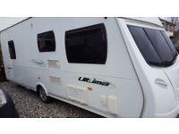 Lunar Ultima 585 SI Caravan 2008