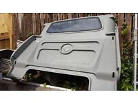 Bulkhead and Seats for Vauxhall Vivaro