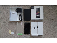 Sony Xperia Z (with accessories and screen protectors)