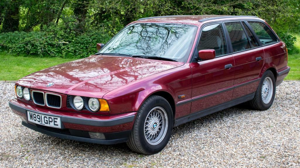 bmw e34 touring 520i auto 1994 82000 miles in fakenham. Black Bedroom Furniture Sets. Home Design Ideas