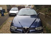 Alfa romeo very good condition 1.6 T-Spark 13000 on the clock starts first time