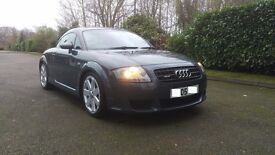Audi TT Mk1 3.2 V6 Manual Quattro Coupe with BOSE & Full Leather