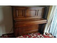 Upright Piano - Priestley - played regularly - good condition