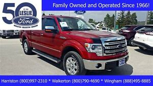 2014 Ford F-150 Lariat 4X4 | LEATHER | Navigation