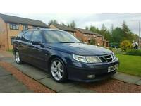☆ Saab 9-5 linear diesel sport • Only 71k miles • Long M.O.T • Mint condition ☆ audi/bmw/volvo