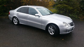 2007 Mercedes Benz E280 cdi Automatic may p/x or swap passat cc