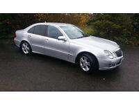 2007 Mercedes Benz E280 cdi Automatic may p/x or swap passat cc