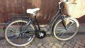 Ladies single speed viking bicycle