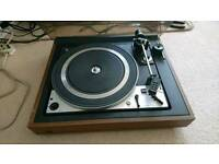 Dual 1226 idler drive turntable