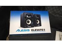 Alesis monitor speakers brand new