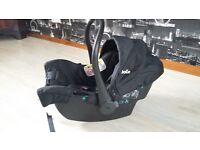 Joie newborn car seat. Brand new unused