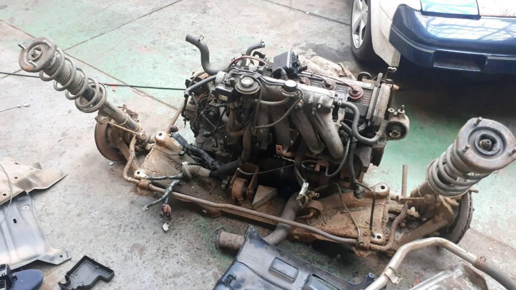 Toyota mr2 5sfe engine | in Hawick, Scottish Borders | Gumtree