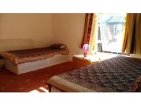 DOUBLE ROOM TO LET IN 2 BED HOUSE, LONGSIGHT, C TAX AND WATER BILL INC