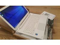 Toshiba Windows 10 Quad Core Laptop, 8GB Ram, Microsoft Office (Boxed)