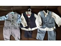 Childs next brand 3 piece 3m, 3-6m and a 6-9m