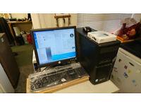 ACER ASPIRE 1610 DUAL CORE WINDOWS 7 DESKTOP PC