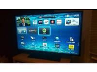 """Samsung 42"""" Smart TV flatscreen"""