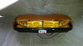 Mini LED amber light bar