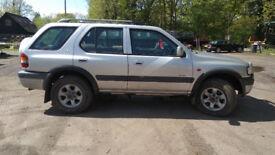 Vauxhall Frontera 2.2 DTI LWB estate 4x4
