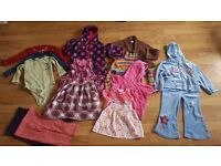 Baby girls clothes size 18-24 mths