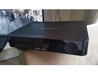 Harman Kardon BDS 577 3D Blueray Home Cinema Receiver with HKTS 16 Speakers and Wireless Sub Woofer