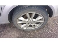 Vauxhall Astra x4 16 Inch Alloy Wheels & Tyres (2008)