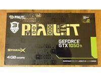 Palit Nvidia GTX 1050 Ti 4GB - NEW, SEALED