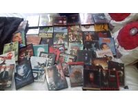 over 40 dvds in good condition