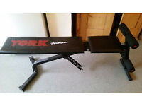 York Fitness Weights Bench £50