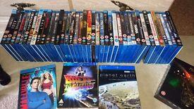 Blu rays bundle