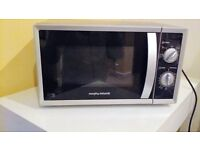 Morphy Richards Microwave - Like new