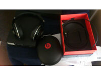 beats studio wireless black very good condition